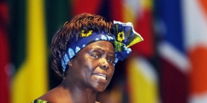 Wangari Maathai rêvait