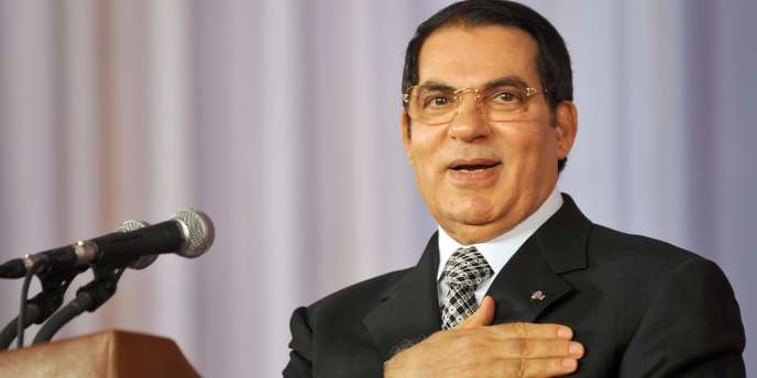 Zine El-Abidine Ben Ali.
