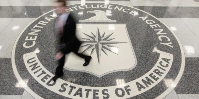Le quartier général de la CIA en Virginie.