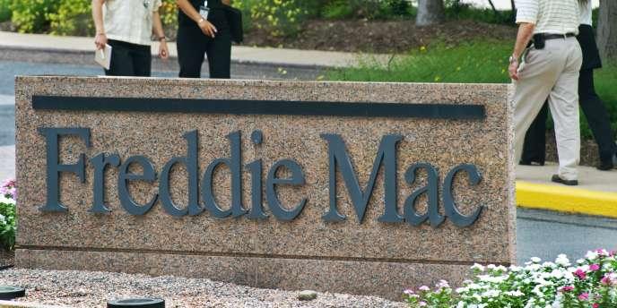 Siège de Freddie Mac, à McLean, en Virginie, le 6 août 2008.