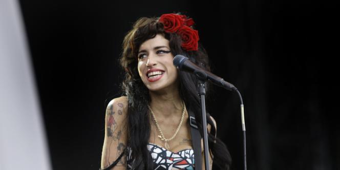 La chanteuse est décédée cet été.