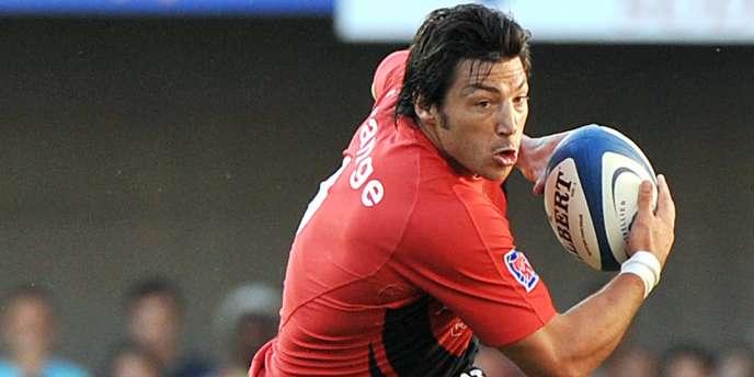 Byron Kelleher pourrait quitter Toulouse pour Bayonne en fin de saison.