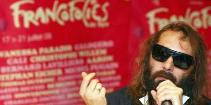 Les Francofolies ont aussi accueilli Sébastien Tellier qui fut choisi, en mai 2008, pour représenter la France à l'Eurovision avec une chanson en anglais.