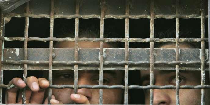 Le Club des prisonniers palestiniens estime à plus de 4 700, le nombre de Palestiniens emprisonnés en Israël.