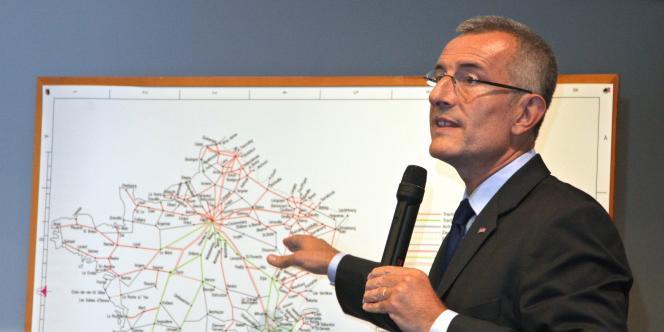 Le président de la SNCF, Guillaume Pepy, avait qualifié ces douze lignes de