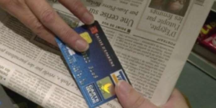 Les cartes bancaires sont toujours plus chères.