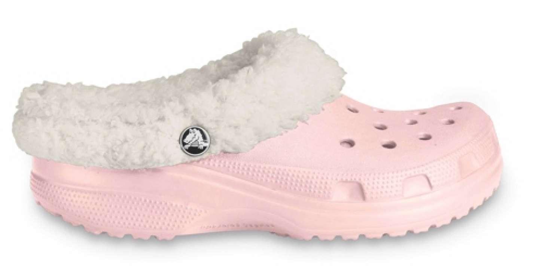 Les Crocs s'attaquent même à l'hiver