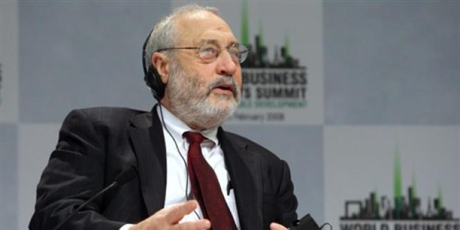 Le Prix Nobel d'économie Joseph E. Stiglitz a déclaré :
