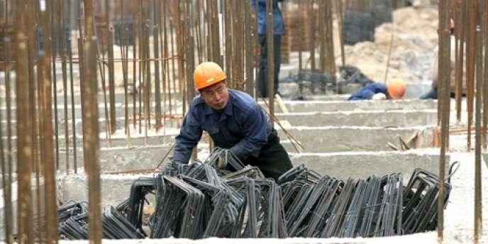 L'objectif d'une croissance de 7,5 % du PIB, que s'était fixé Pékin pour l'année 2013, est franchi, alors que des doutes s'étaient faits entendre au cours de l'année.