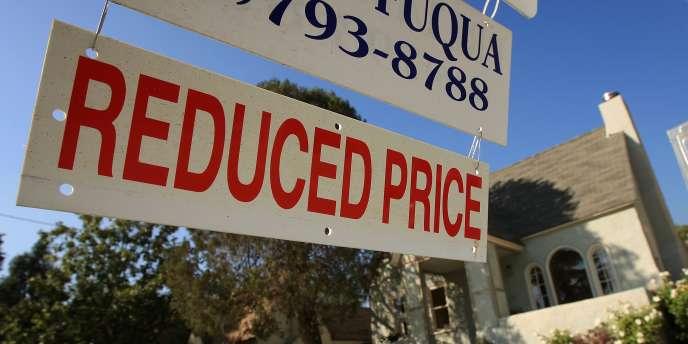 Maison à vendre à Pasadena, en Californie.