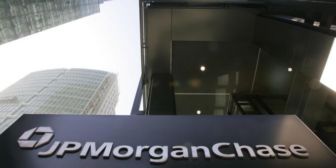 JPMorgan, première banque par les actifs aux Etats-Unis.