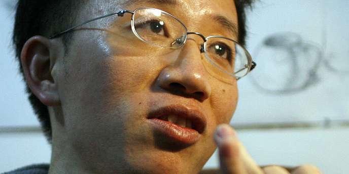 Le militant chinois Hu Jia avait été emprisonné pendant 3 ans et demi pour