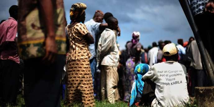 Le président Joseph Kabila, à la tête du pays depuis dix ans, reste le favori des sondages.