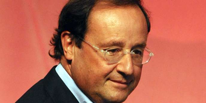 François Hollande, le 31 août 2008.