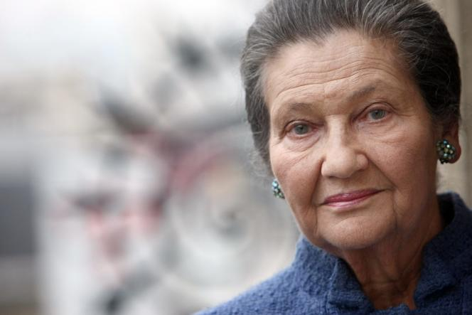 Simone Veil recevra le prix Heinrich-Heiche à Düsseldorf en décembre.
