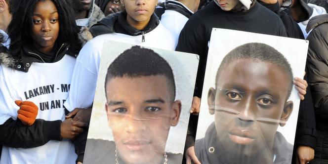 Mohsin (gauche) et Lakamy (droite) avaient respectivement 15 et 16 ans.