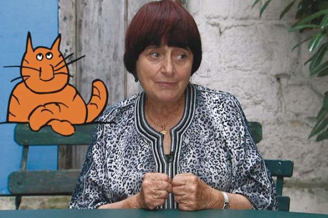 Agnès Varda, dans son autoportrait documentaire