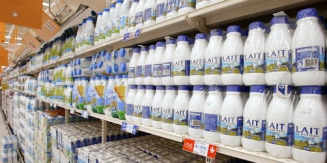 La suppression des quotas laitiers, outil de régulation du marché du lait en Europe, programmée pour 2015, va bousculer la filière