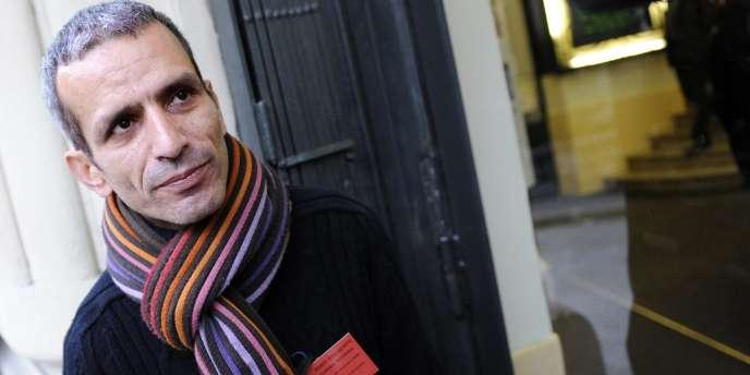 Malek Boutih, président de SOS Racisme de 1999 à 2003, ici en novembre 2008 à Paris.
