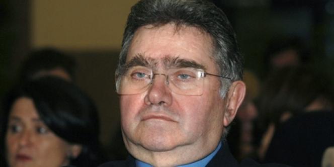 Claude Allègre, en 2003.