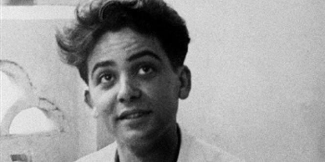 Photo non datée de Maurice Audin, assistant de mathématiques à la faculté d'Alger, arrêté en juin 1957 par les soldats français.
