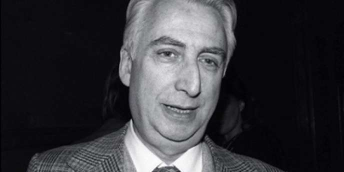 Roland Barthes, en juin 1977 à Paris.