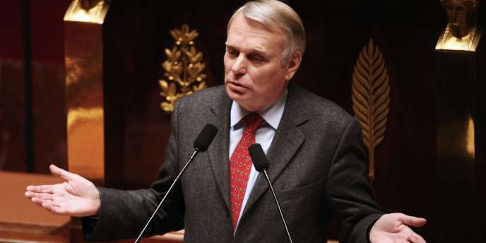 Jean-Marc Ayrault s'exprimera devant l'Assemblée nationale.
