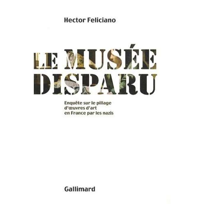 Couverture de l'ouvrage d'Hector Feliciano,