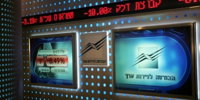 La Bouse de Tel-Aviv.