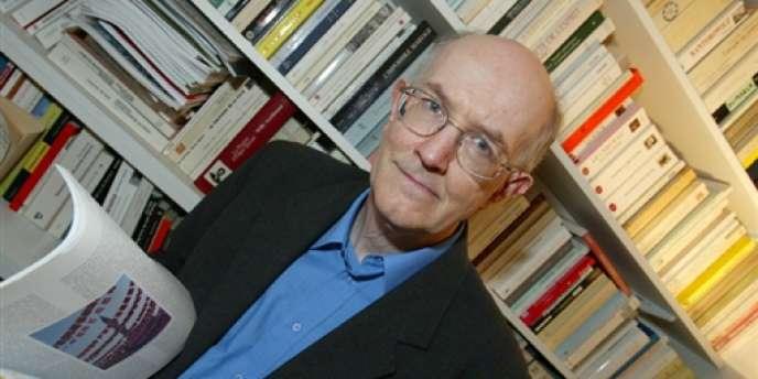 L'historien Marcel Gauchet, co-fondateur de la revue