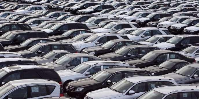 Le nombre de voitures neuves immatriculées en Europe a progressé de 4,7 % en octobre, à un peu plus d'un million.