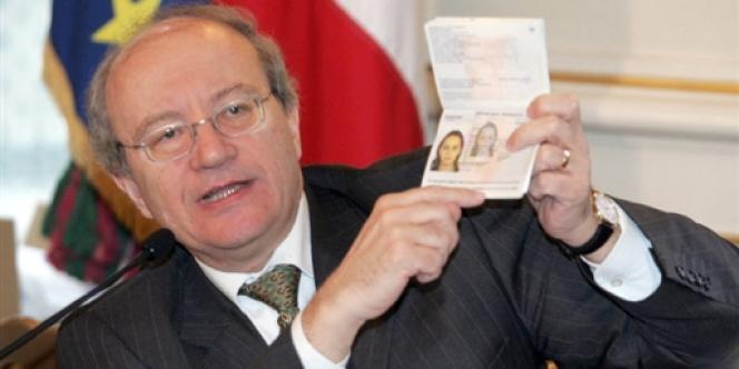 Daniel Canepa, préfet d'Ile-de-France et ancien directeur de cabinet adjoint de Nicolas Sarkozy au ministère de l'intérieur.