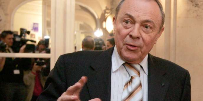 Michel Rocard, en avril 2007.