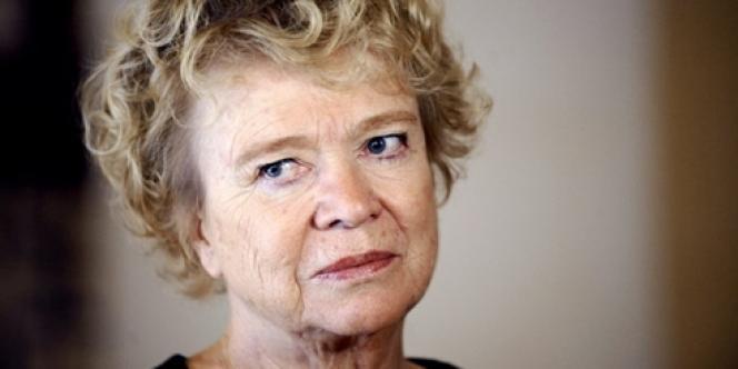 Eva Joly, en octobre 2008.