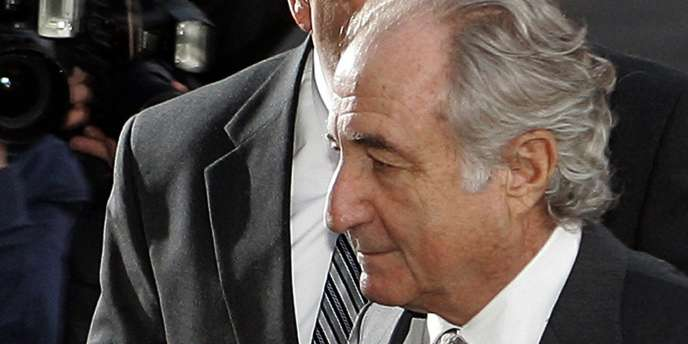 Bernard Madoff, le 12 mars 2009.