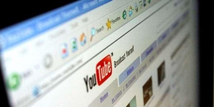 Le site de vidéos YouTube.