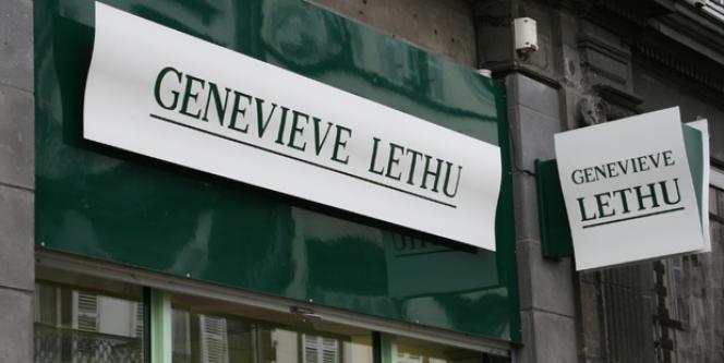 La naissance de la marque remonte à 1972, lorsque Geneviève Lethu ouvre à La Rochelle une première boutique où elle vend simultanément tout ce qui est nécessaire au repas et à l'art de la table.