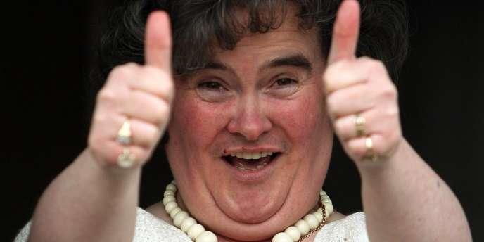 Susan Boyle, participante à l'émission