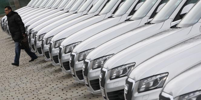 En 2012, Audi a vendu 1,45 million de véhicules, son record historique.