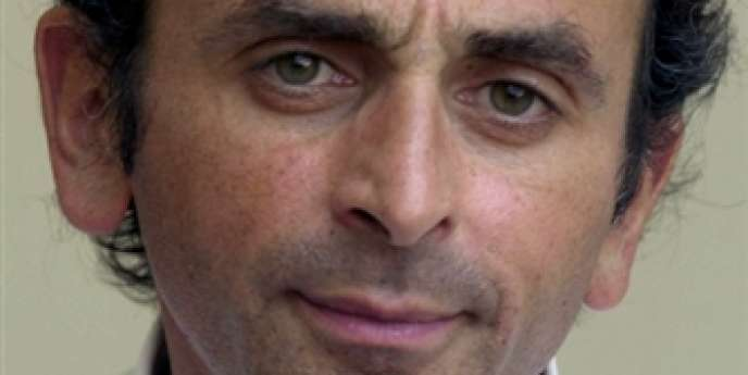 Eric Zemmour, le 10 août 2002 à Cabourg.