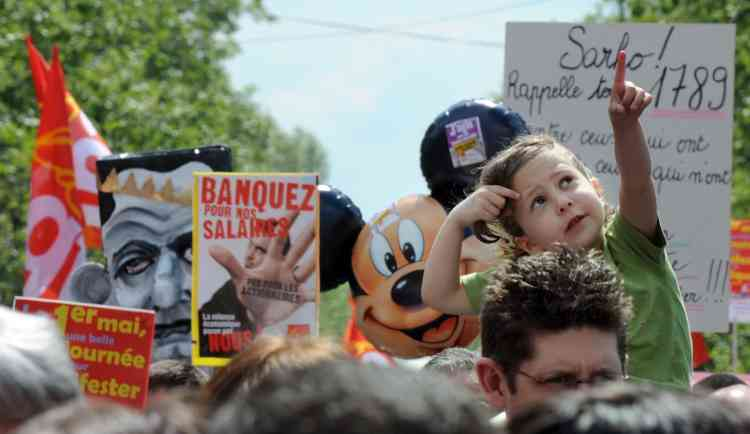 Ce sera la cinquième journée de mobilisation unitaire depuis le début de la crise. La dernière journée d'ampleur, le 1er mai, avait encore réuni près de 1,2 million de manifestants, selon les syndicats.