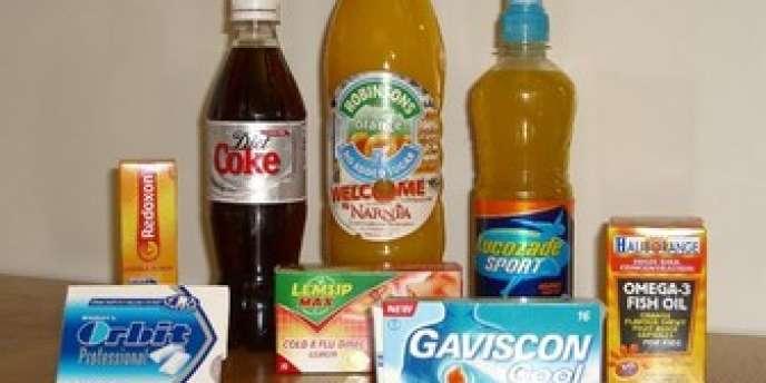 Faible en calories et avec un pouvoir sucrant supérieur au saccharose, l'aspartame est utilisé dans de nombreux produits alimentaires.