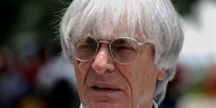 Bernie Ecclestone a eu des mots durs pour Jean Todt et la FIA.