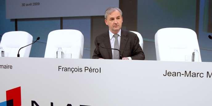 François Pérol, président du directoire de BPCE, veut recentrer le groupe sur l'assurance