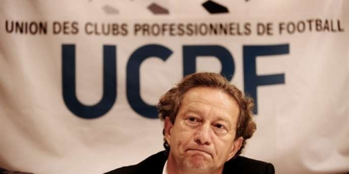 Jean-Pierre Louvel, le 16 octobre 2008 à Paris.