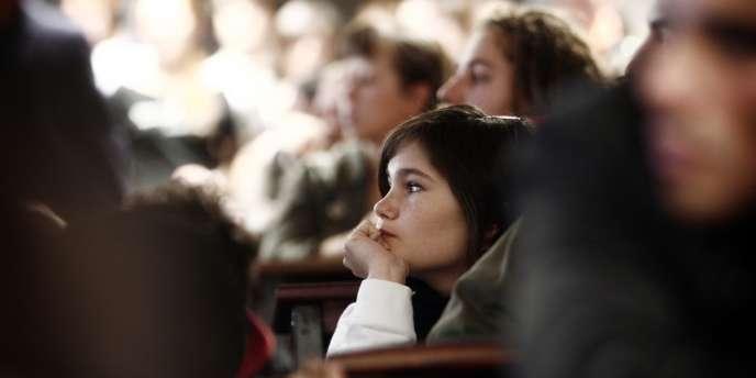 En 2007, Valérie Pécresse promettait de diviser par deux le taux d'échec en première année de licence, grâce à une multitude de mesures.