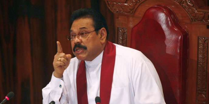 Le président du Sri Lanka, Mahinda Rajapaksa, a annoncé jeudi 25 août la levée de l'état d'urgence datant de 1983.