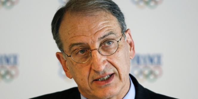 Denis Masseglia, le 19 mai 2009 à Paris.