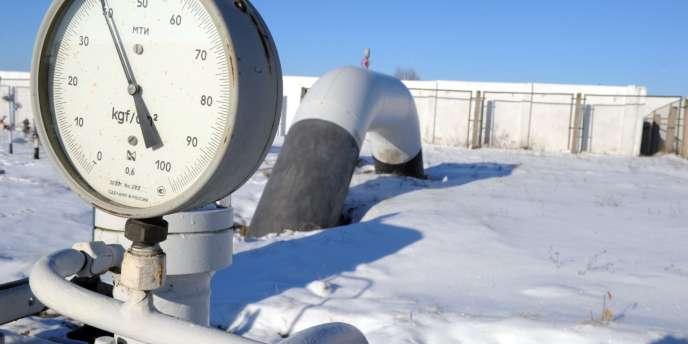 La consommation de gaz en Ukraine, où les infrastructures énergétiques, vétustes, favorisent la déperdition d'énergie, est supérieure à celle de la France