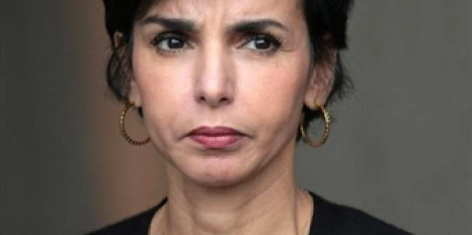 La députée européenne Rachida Dati.